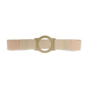 """Nu-Comfort Support Belt, 3-3/8"""" Ring Plate, 2"""" Wide, 2X-Large, Beige"""