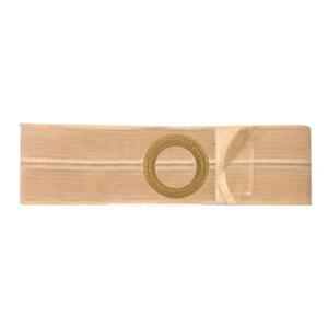 """Nu-Form Support Belt, 3"""" Center Stoma Opening, 4"""" Wide, Small, Beige"""