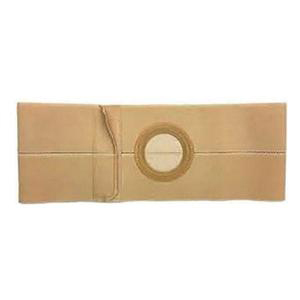 "Nu-Form Support Belt, 2-7/8""x 3-3/8"" Center Stoma, 5"" Wide, Small, Beige"
