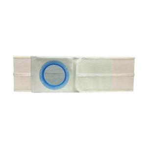 "Nu-Form Support Belt, 3-1/8"" Center Stoma Opening, 6"" Wide, X-Large, Beige"