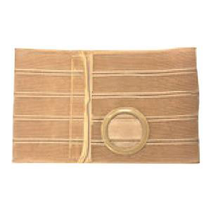 Nu-Form Contoured Support Belt, Left Stoma, Cool comfort elastic
