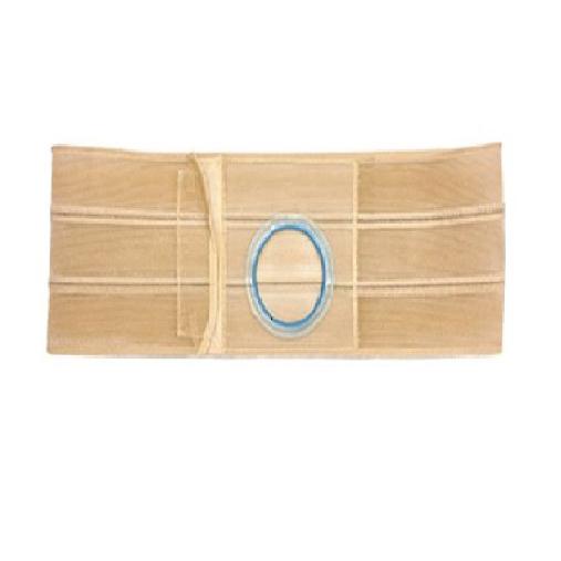 """Nu-Form Support Belt, 2-3/8"""" Belt Ring, 9"""" Wide, Large, Beige"""