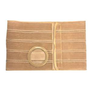 """Nu-Form Contoured Support Belt, 2-7/8"""" x 3-3/8"""" Right Stoma, 9"""" Wide, X-Large"""