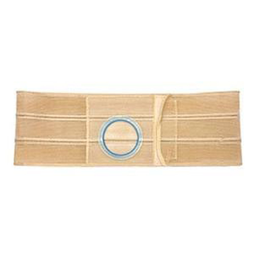 "Nu-Hope Original Flat Panel Support Belt, 2-5/8"" Right Stoma, Large, Beige"