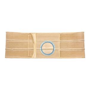 """Nu-Hope Original Flat Panel Support Belt, 2-3/8"""" Left Stoma, 2X-Large, Beige"""