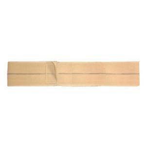 "Nu-Hope Original Flat Panel Support Belt, No Hole, 4"" Wide, X-Large, Beige"