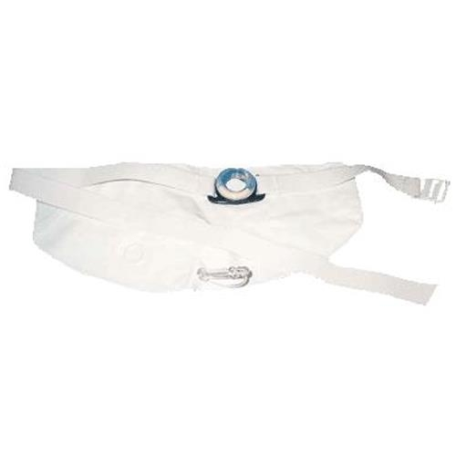 Nu-Hope Non-adhesive Urostomy System with Extra Large O-ring, Right Stoma, Belt, Large