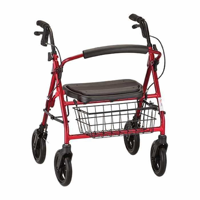 Nova Mini Mack heavy duty rolling walker