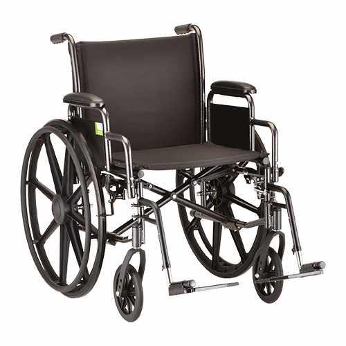 Nova Steel Wheelchair - 20 Inch
