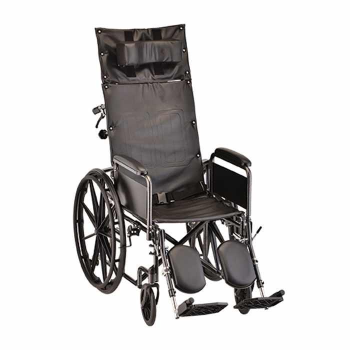 Nova Heavy Duty Reclining Wheelchair