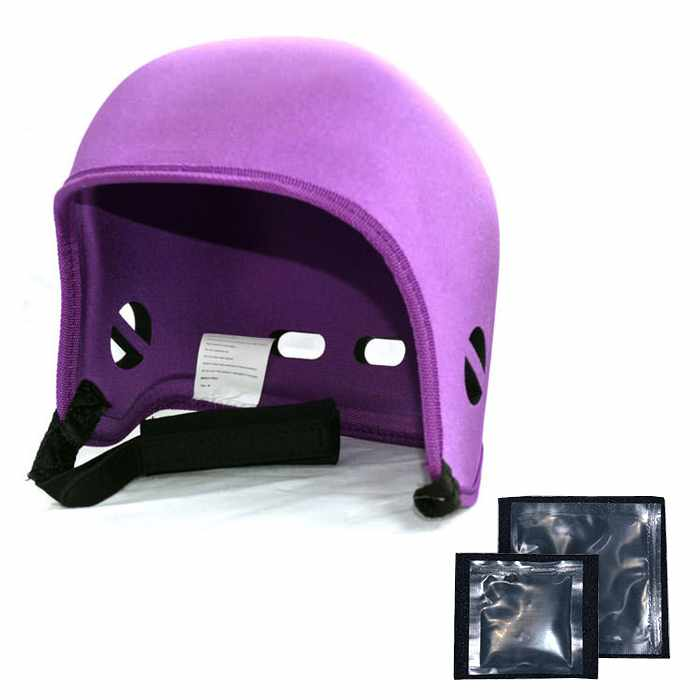Opti-Cool Headgear Soft Protective Helmet - Medicaleshop