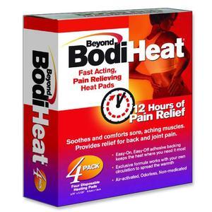 Okamoto Beyond BodiHeat Pain Relieving Back Heat Pad