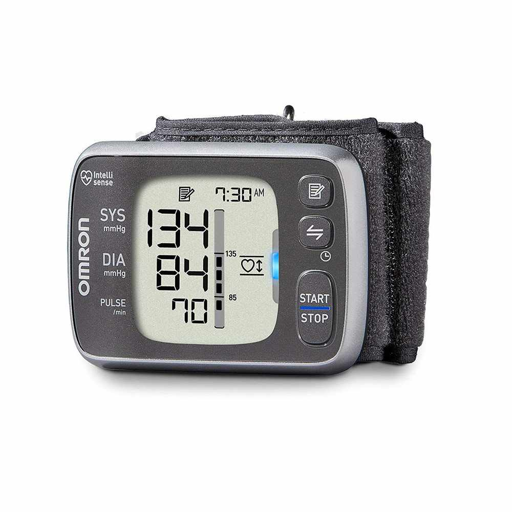 Omron 7 Series Wrist Blood Pressure Monitor with Bluetooth