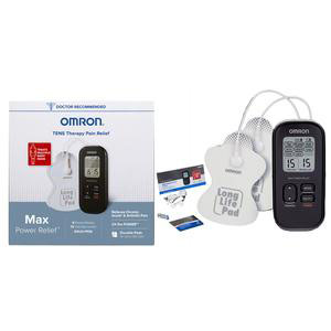 Omron Max Power Relief Transcutaneous Electrical Nerve Stimulation Unit
