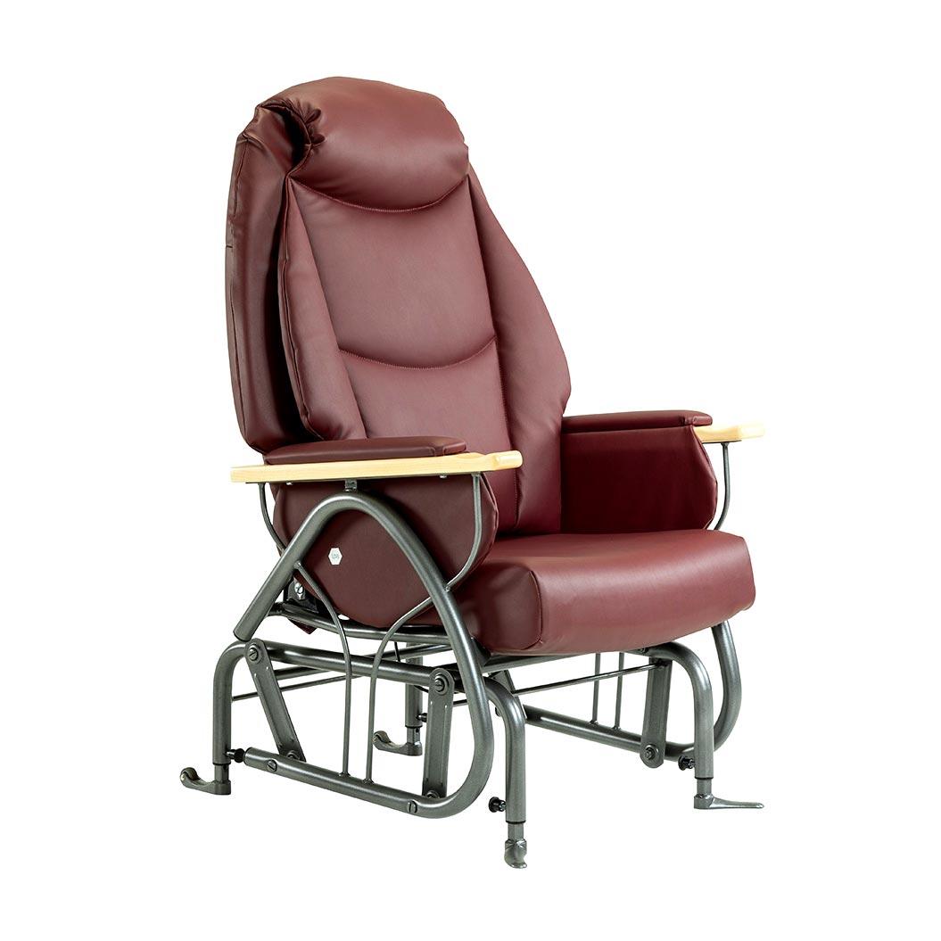 Optima Thera-Glide Auto Locking Glider Chair - R Series