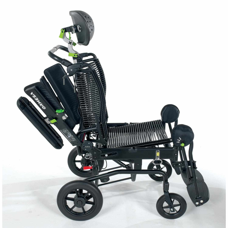 Ormesa Juditta Tilting Manual Wheelchair