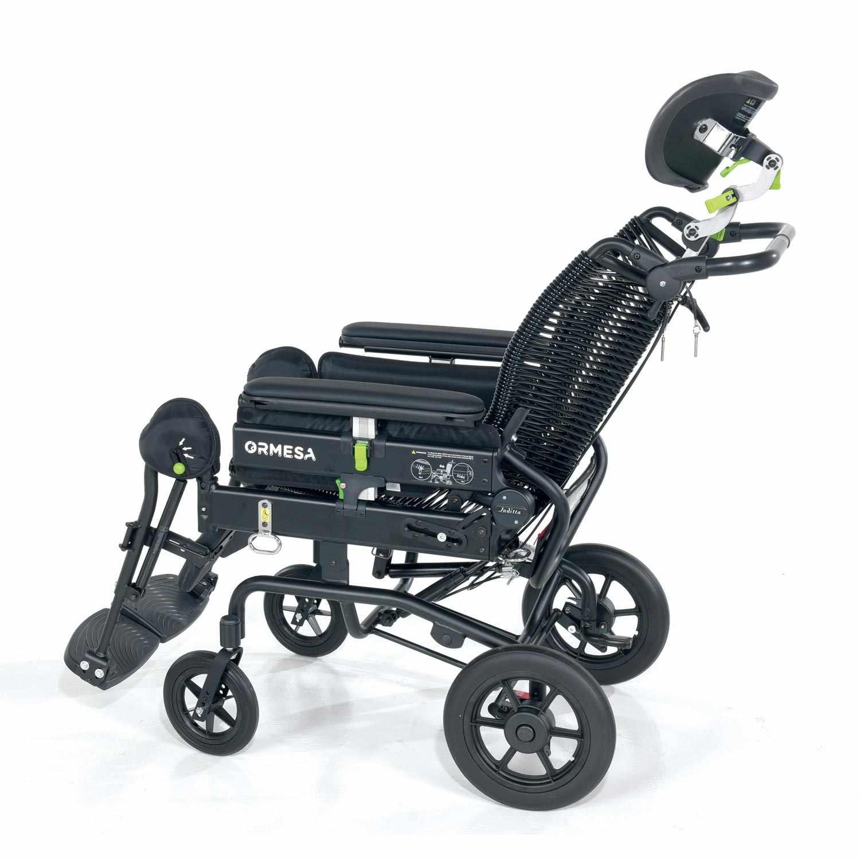 Ormesa Juditta Tilt Wheelchair - Super Complete