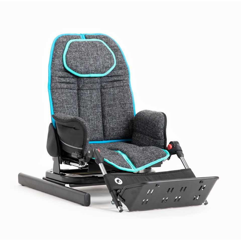 Ormesa New Bug Seating System with Floor Base