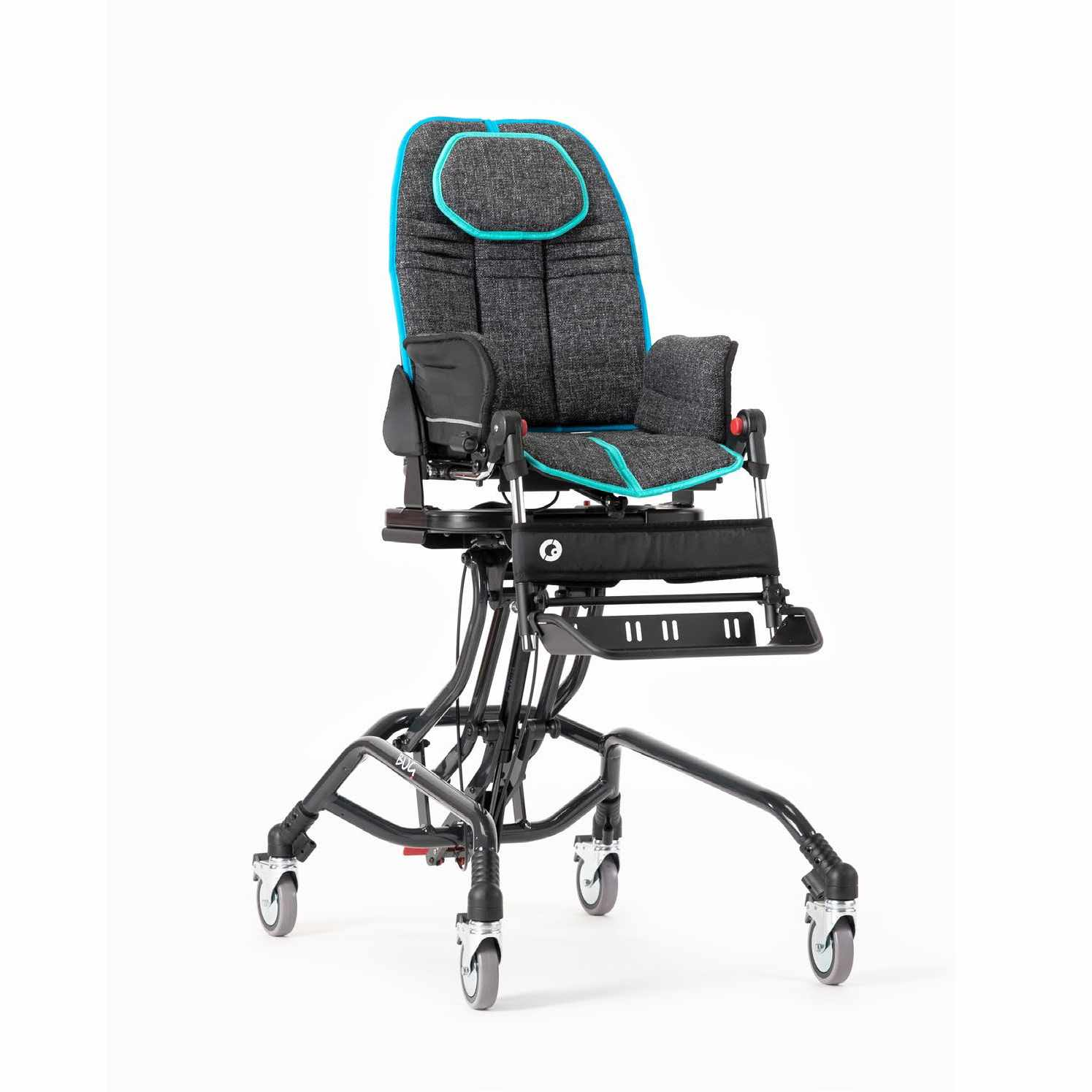 Ormesa New Bug Seating System with Hi-Low Feeder Base