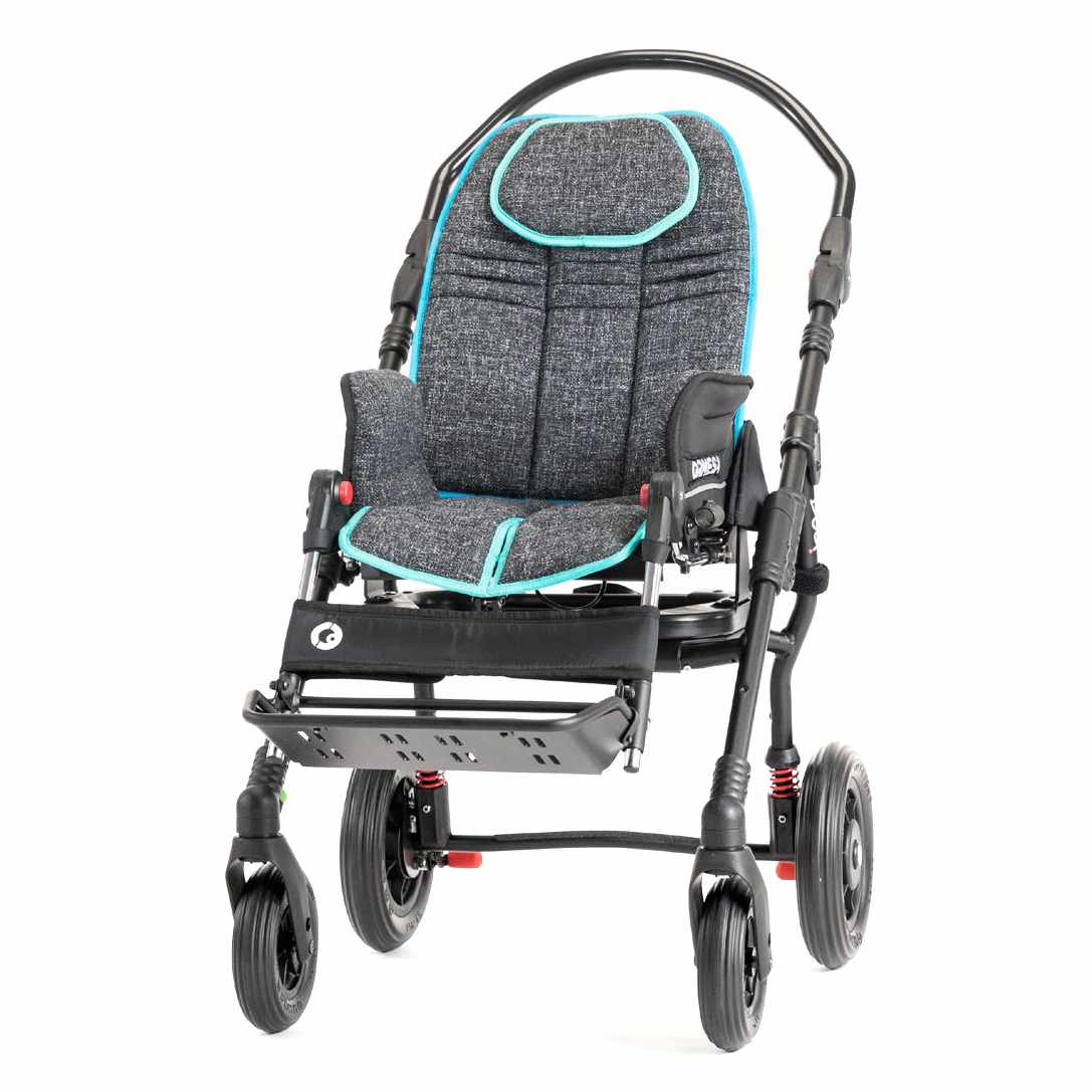 Ormesa New Bug Seating System with Four Wheel Stroller Base