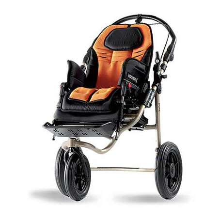 Ormesa New Bug Seating System with Three Wheel Jogger Base