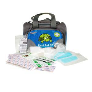 Ouchies Sea Friendz First Aid Kit for Kids 50 Piece