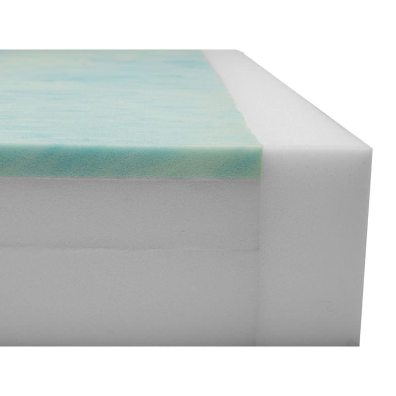 Protekt 500 Gel Infused Foam Mattress