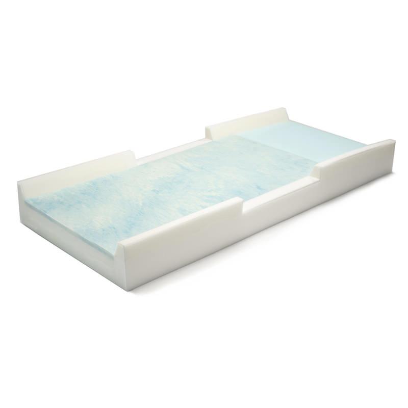Protekt 500 Gel Infused Foam Raised Rails Mattress