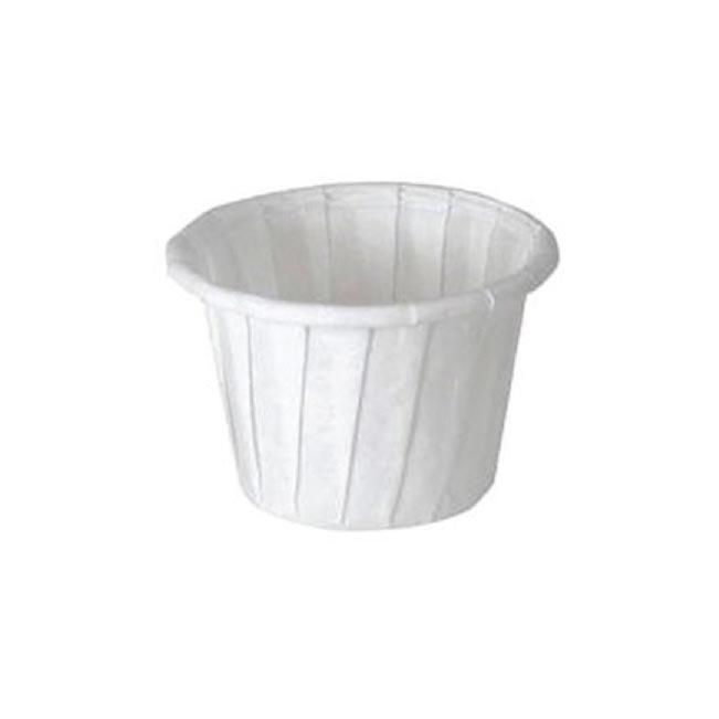 Papercraft Souffle Cup, Paper, 3/4 oz.