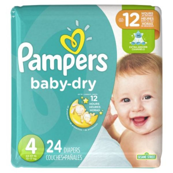 Pampers Baby Dry Diaper