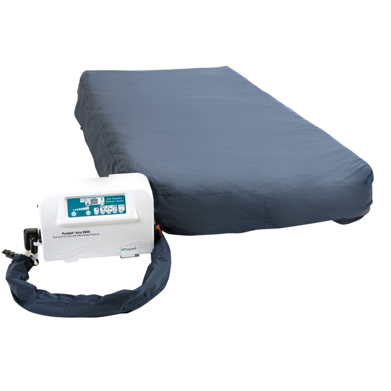 Protekt Aire 9900 Bariatric Low Air Loss Mattress System