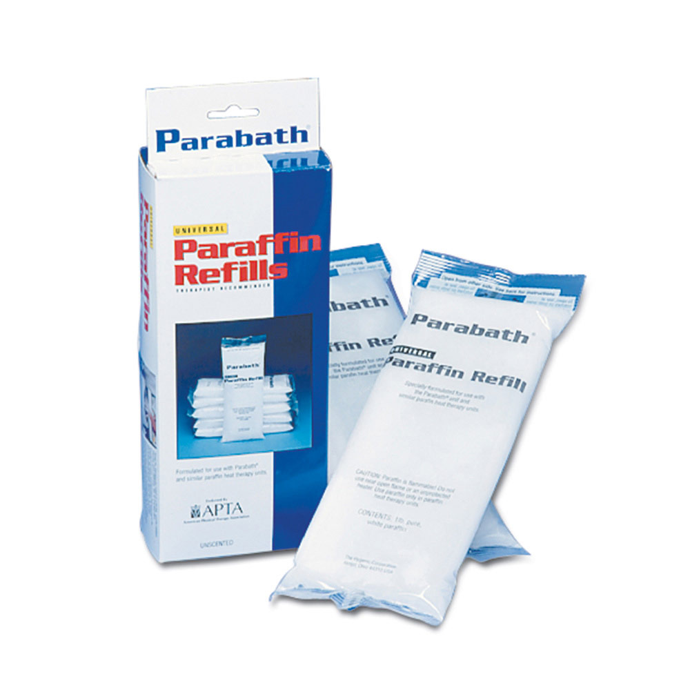 Parabath Original Paraffin Refill, Unscented