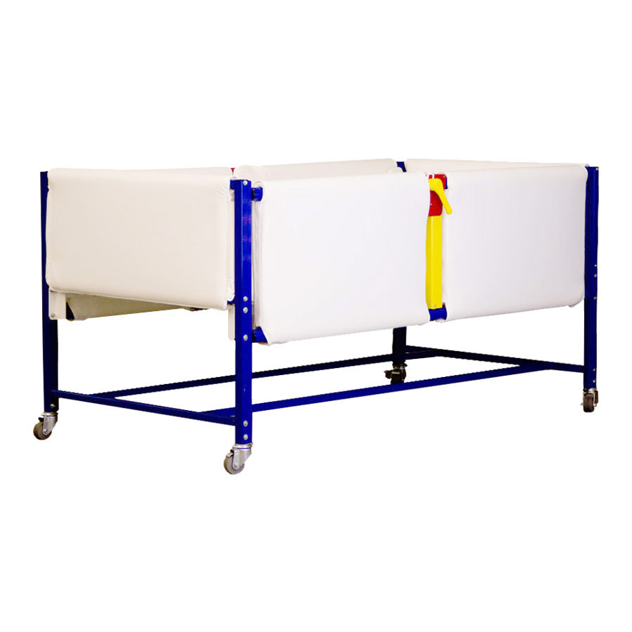 Pedicraft stay safe bed