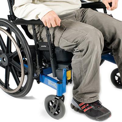Bentley tilt manual wheelchair