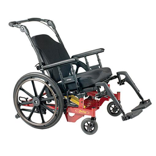 Stellar tilt wheelchair