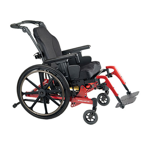 PDG Stellar tilt manual wheelchair