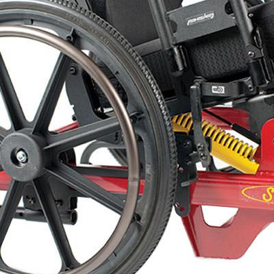 PDG Stellar tilt wheelchair