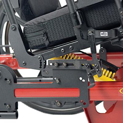 PDG Stellar manual wheelchair