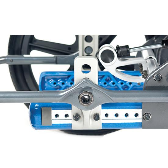 Fuze T50 tilt-in-space manual wheelchair