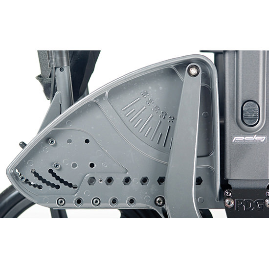 PDG Fuze T50 tilt manual wheelchair