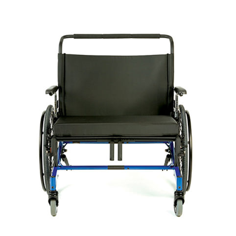 Eclipse extra-wide bariatric wheelchair