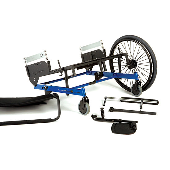 PDG Eclipse extra-wide wheelchair