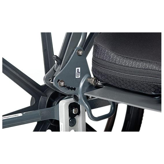 PDG Fuze T20 tilt-in-space wheelchair