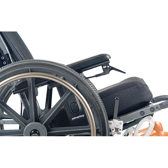 PDG Fuze T20 tilt manual wheelchair