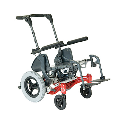 PDG Fuze T50 junior tilt-in-space manual wheelchair