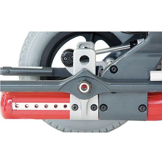 PDG Fuze T50 junior tilt-in-space wheelchair