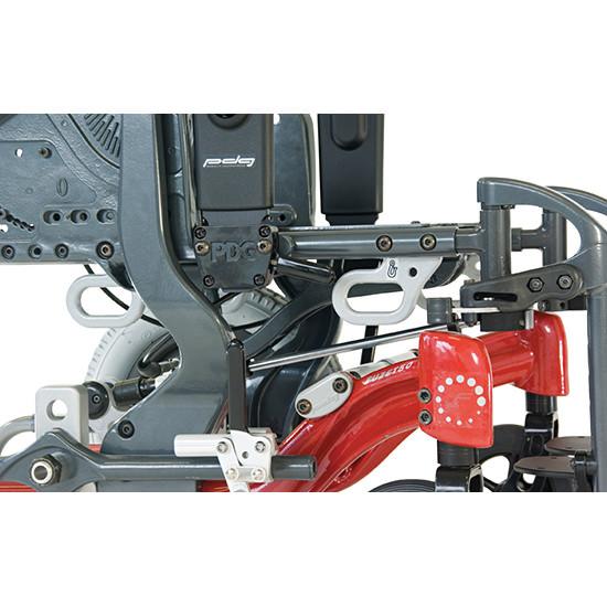 Fuze T50 junior tilt-in-space manual wheelchair