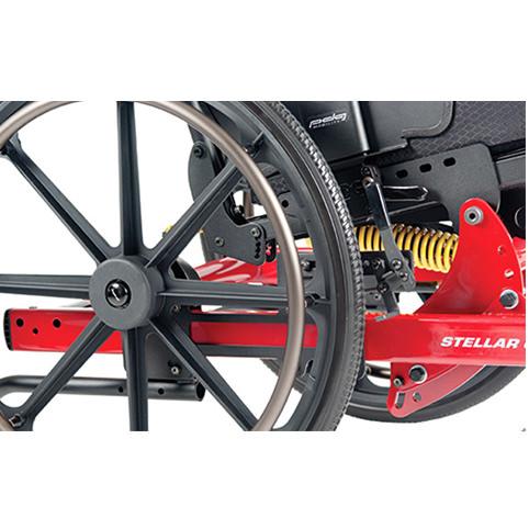 PDG Stellar GL tilt wheelchair