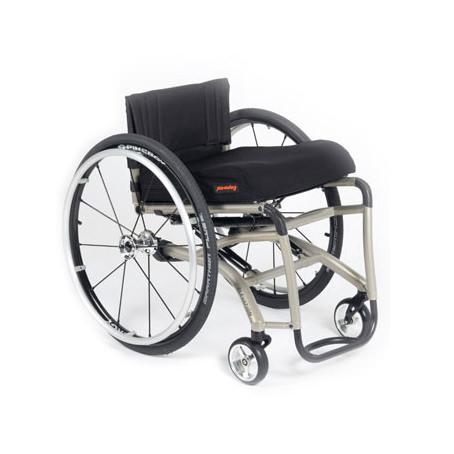 PDG Elevation ultra-lightweight manual wheelchair