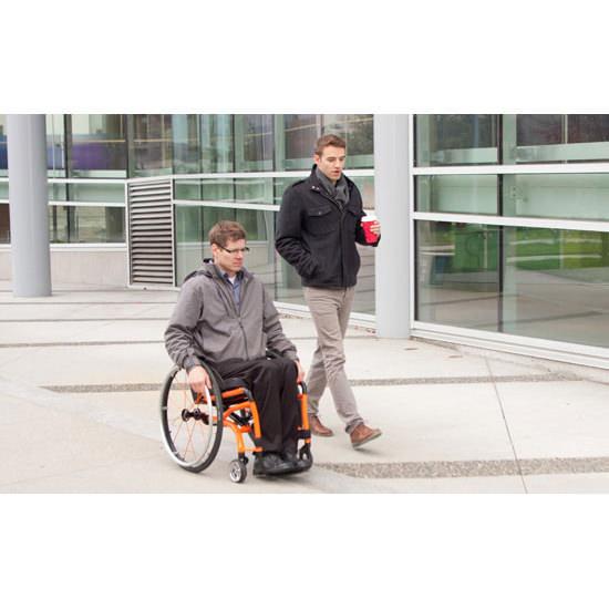 PDG Elevation ultra-lightweight wheelchair